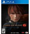 PS4 北米版 Dead or Alive 6[コーエーテクモゲームス]《在庫切れ》
