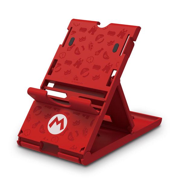 プレイスタンド for Nintendo Switch (スーパーマリオ)[ホリ]《在庫切れ》