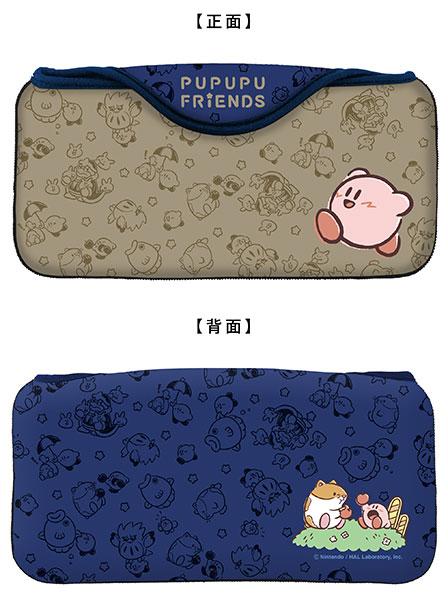 星のカービィ クイックポーチ for Nintendo Switch PUPUPU FRIENDS[キーズファクトリー]《発売済・在庫品》