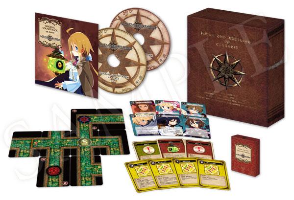 【特典】PS4 ガレリアの地下迷宮と魔女ノ旅団 初回限定版[日本一ソフトウェア]《未定月予約》