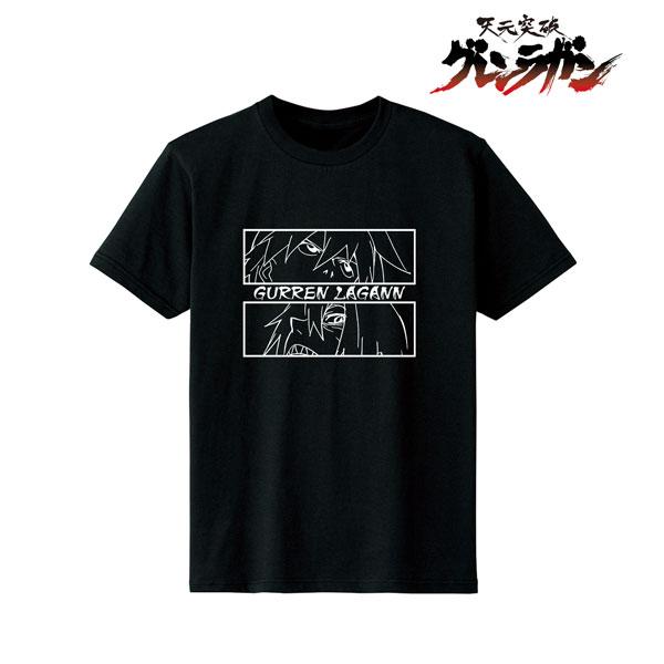 天元突破グレンラガン シモンとヴィラルのライバルTシャツ/メンズ(サイズ/L)[アルマビアンカ]《在庫切れ》