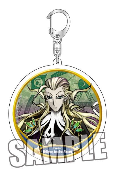 Fate/Grand Order アクリルキーホルダー「キャスター/ヴォルフガング・アマデウス・モーツァルト」[ブロッコリー]《03月予約》