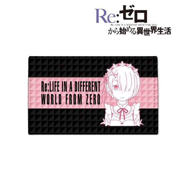 Re:ゼロから始める異世界生活 ラム キーケース(再販)[アルマビアンカ]《08月予約》