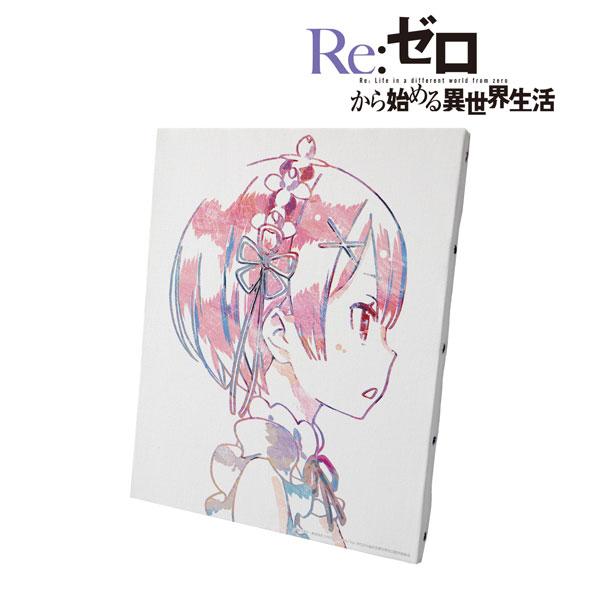 Re:ゼロから始める異世界生活 Ani-Art キャンバスボード (ラム) vol.2(再販)[アルマビアンカ]《08月予約》