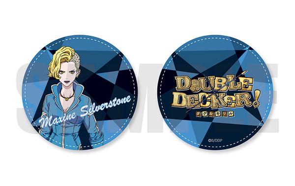 DOUBLE DECKER! ダグ&キリル 丸型コインケース E マックス[プレイフルマインドカンパニー]《在庫切れ》