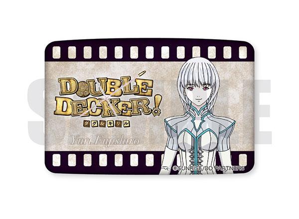 DOUBLE DECKER! ダグ&キリル カードケース F ユリ[プレイフルマインドカンパニー]《在庫切れ》