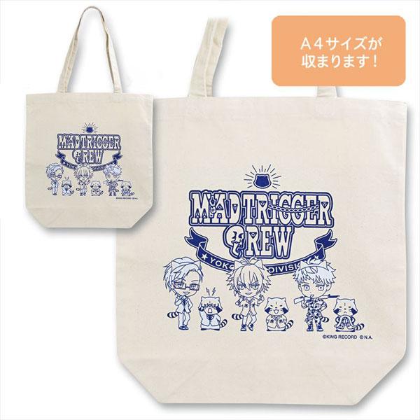 ヒプノシスマイク×ラスカル 帆布トートバッグ MAD TRIGGER CREW[トーシンパック]《在庫切れ》