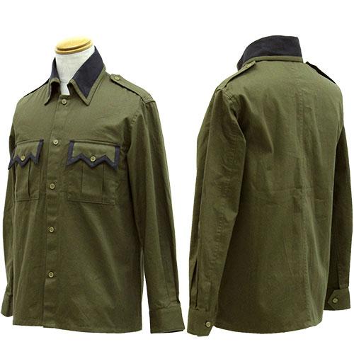 フルメタル・パニック!IV ミスリル野戦服デザインシャツ/L(再販)[コスパ]【送料無料】《06月予約》