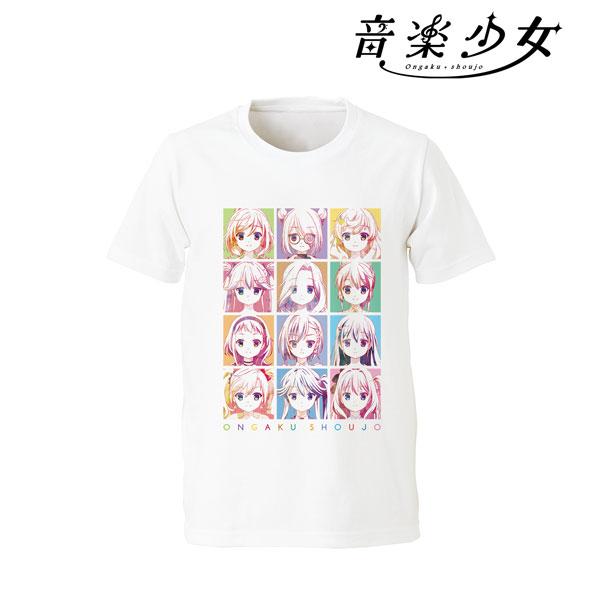 音楽少女 Tシャツ/メンズ(サイズ/L)[アルマビアンカ]《在庫切れ》