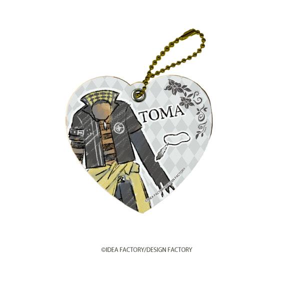 キャラレザーチャーム「AMNESIA」04/トーマ(グラフアートデコル)[A3]《在庫切れ》