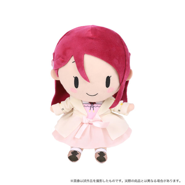 ラブライブ!サンシャイン!! The School Idol Movie Over the Rainbow ぬいぐるみ 桜内梨子 劇場版衣装[ムービック]《在庫切れ》