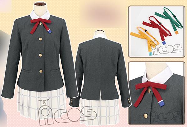 ラブライブ!School idol project 虹ヶ咲学園制服(冬服) XLサイズ[ACOS]《在庫切れ》