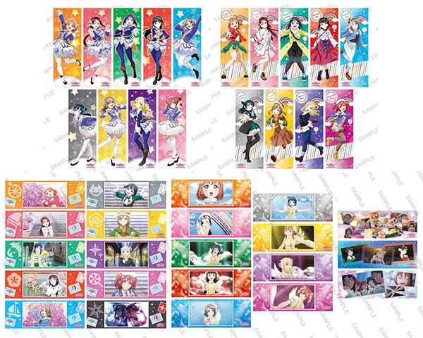 ラブライブ!サンシャイン!! The School Idol Movie Over the Rainbowステッカーコレクション 8個入りBOX[KADOKAWA]《在庫切れ》
