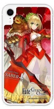 『Fate/Grand Order』 iPhoneXRケース ネロ・クラウディウス[キャラモード]《在庫切れ》