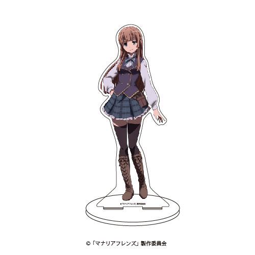 デカキャラアクリルフィギュア「TVアニメ マナリアフレンズ」01/アン[A3]《04月予約》