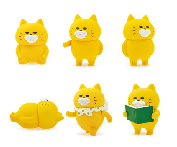 【特典】ノラネコぐんだん マスコットコレクション 9個入りBOX(再販)[ケンエレファント]《06月予約》