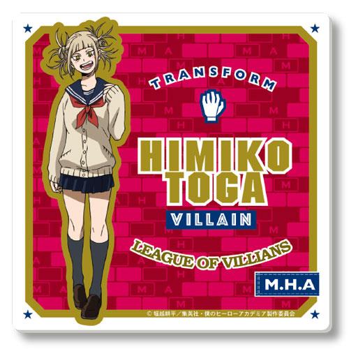 僕のヒーローアカデミア グラフィックストーンコースター トガヒミコ[タカラトミー]《在庫切れ》