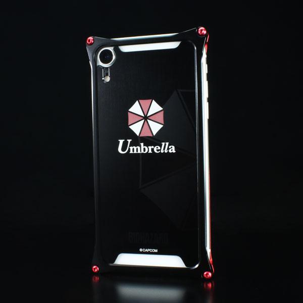BIOHAZARD Limited ソリッド Umbrella iPhoneXR対応 スマートフォンケース(再販)[GILDdesign]《在庫切れ》