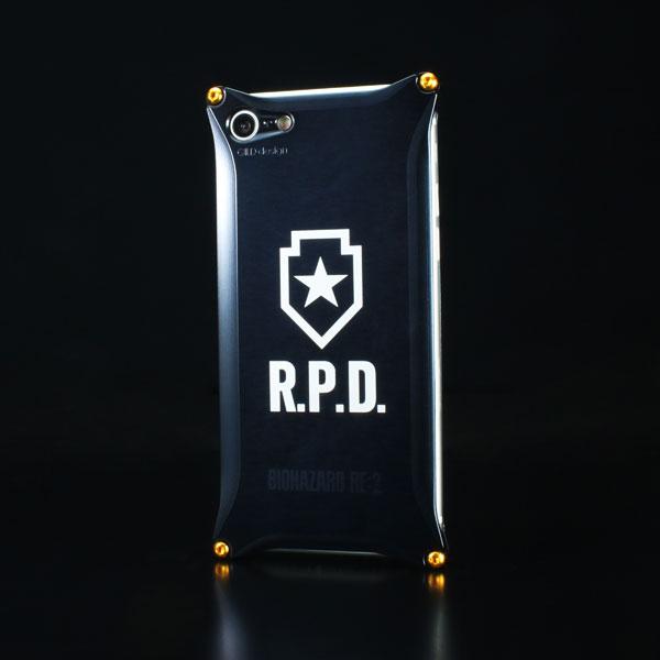 BIOHAZARD RE:2 Solid R.P.D iPhone7/8対応 スマートフォンケース(再販)[GILDdesign]《在庫切れ》