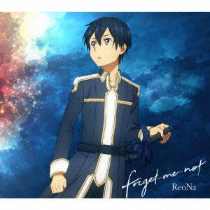 CD ReoNa / forget-me-not 期間生産限定アニメ盤 (ソードアート・オンライン アリシゼーション EDテーマ)[SME]《在庫切れ》