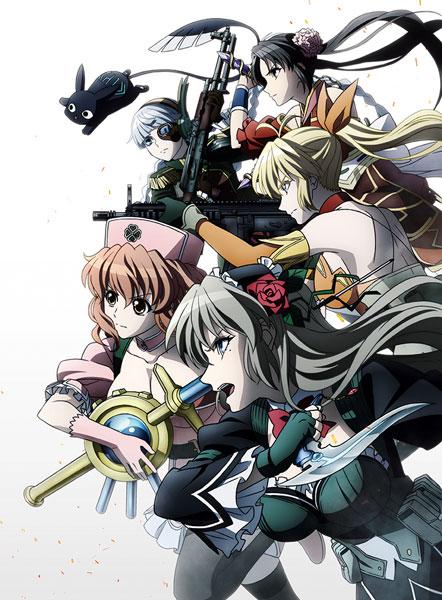 BD 魔法少女特殊戦あすか 2 (Blu-ray Disc)[KADOKAWA]《取り寄せ※暫定》