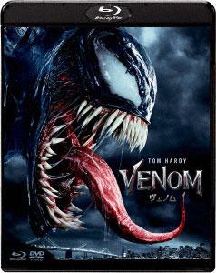 BD ヴェノム ブルーレイ&DVDセット (Blu-ray Disc)[ソニー・ピクチャーズ]《取り寄せ※暫定》