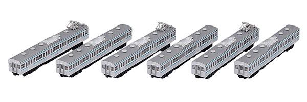 98310 JR 103 1000系通勤電車(三鷹電車区)増結セット(6両)[TOMIX]【送料無料】《在庫切れ》