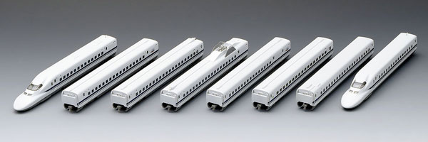 98667 JR 700 0系東海道・山陽新幹線(のぞみ)基本セット(8両)[TOMIX]【送料無料】《発売済・在庫品》
