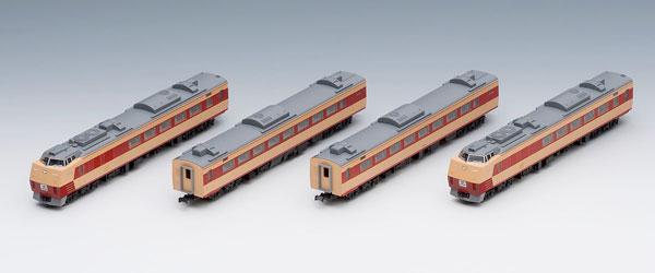 97906 限定品 JR キハ183 0系特急ディーゼルカー(復活国鉄色)セット(4両)[TOMIX]【送料無料】《06月予約》