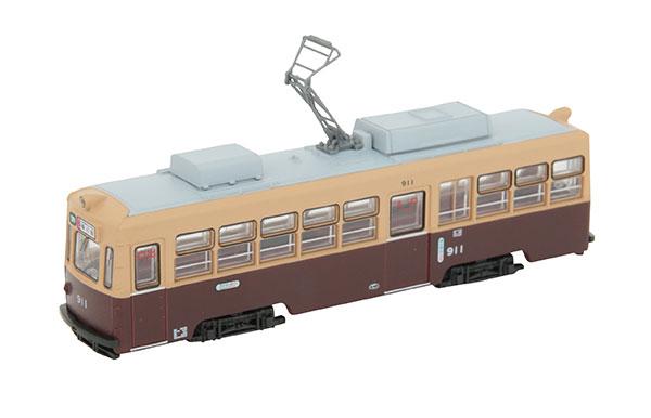 鉄道コレクション 広島電鉄900形 911号[トミーテック]《05月予約》