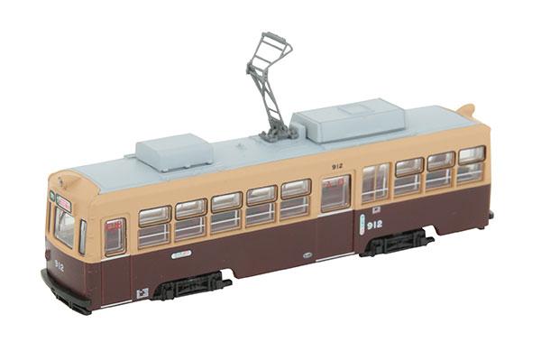 鉄道コレクション 広島電鉄900形 912号[トミーテック]《発売済・在庫品》