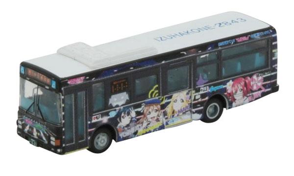 ザ・バスコレクション 伊豆箱根バス ラブライブ!サンシャイン!! ラッピングバス3号車[トミーテック]《発売済・在庫品》