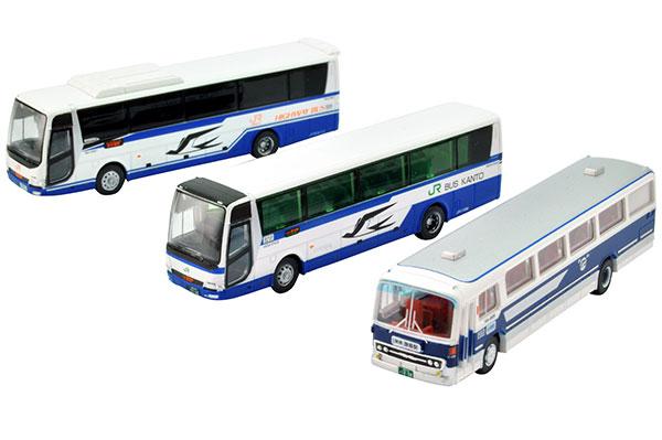 ザ・バスコレクション 東名ハイウェイバス50周年記念セット[トミーテック]《05月予約》