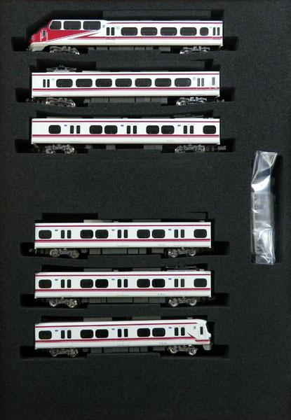 50613 名鉄1000/1200系パノラマsuper 1011編成(オリジナルカラー・A編成)6両編成セット(動力付き)[グリーンマックス]【送料無料】《発売済・在庫品》