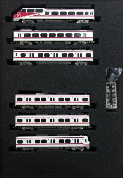 50614 名鉄1000/1200系パノラマsuper 1115編成(オリジナルカラー・B編成)6両編成セット(動力付き)[グリーンマックス]【送料無料】《発売済・在庫品》