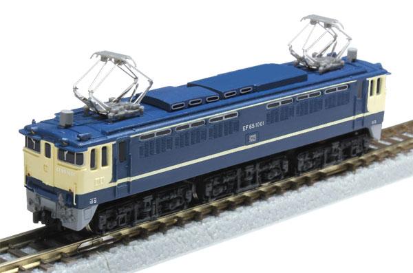 T035-1 国鉄 EF65形電気機関車 1000番代 1001号機[ロクハン]【送料無料】《発売済・在庫品》
