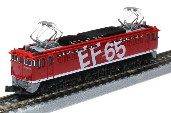 T035-2 EF65形電気機関車1000番代 1019号機 レインボー塗装[ロクハン]【送料無料】《在庫切れ》