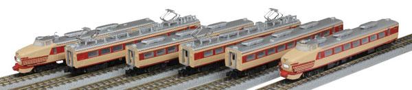 T030-1 国鉄 485系特急形車両 初期型「ひばり」 国鉄色(クロ481) 6両基本セット[ロクハン]【送料無料】《10月予約》