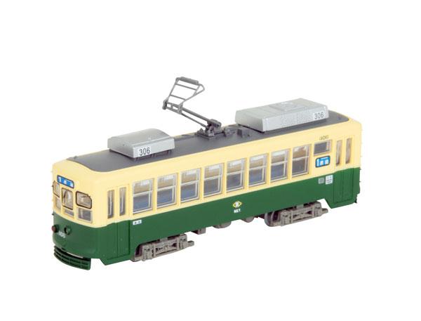 鉄道コレクション 長崎電気軌道300形 306号[トミーテック]《在庫切れ》