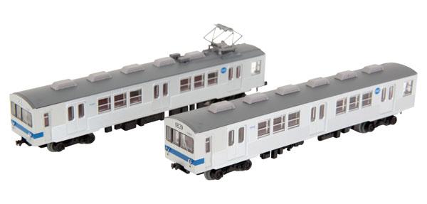 鉄道コレクション 福島交通さようなら7000系 2両セット[トミーテック]《07月予約》