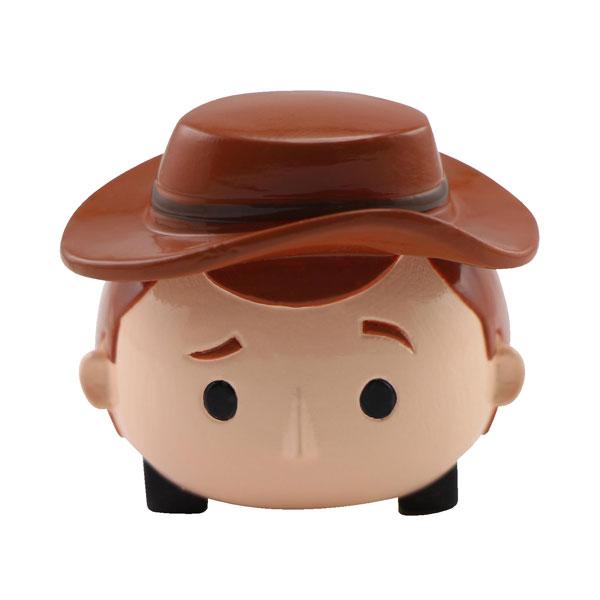 ツムツム SPINNING Car Collection 3 Sheriff Woody[トッピ]《在庫切れ》
