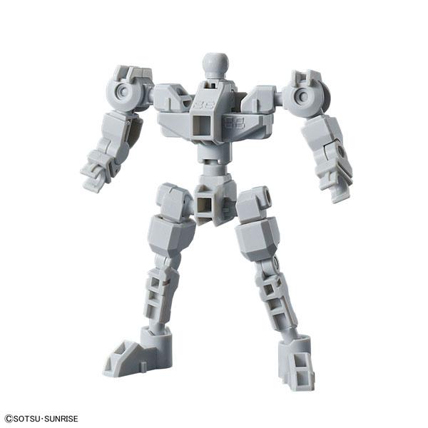 SDガンダム クロスシルエット シルエットブースター[ホワイト] プラモデル[BANDAI SPIRITS]《発売済・在庫品》
