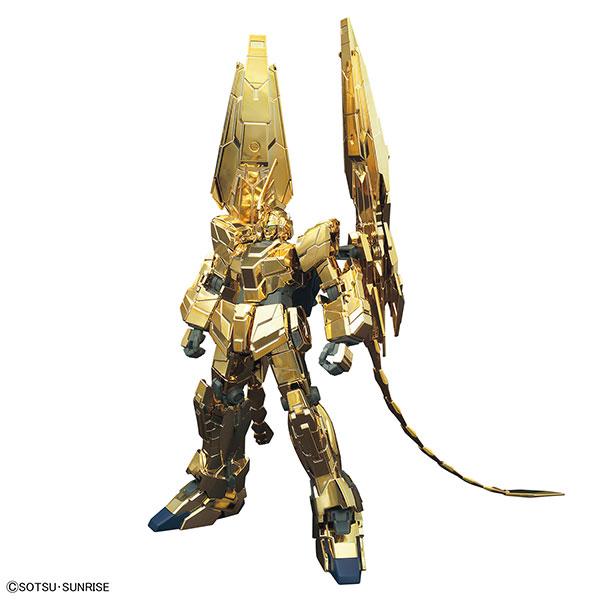 HGUC 1/144 ユニコーンガンダム3号機 フェネクス(ユニコーンモード)(ナラティブVer.)[ゴールドコーティング][BANDAI SPIRITS]《在庫切れ》