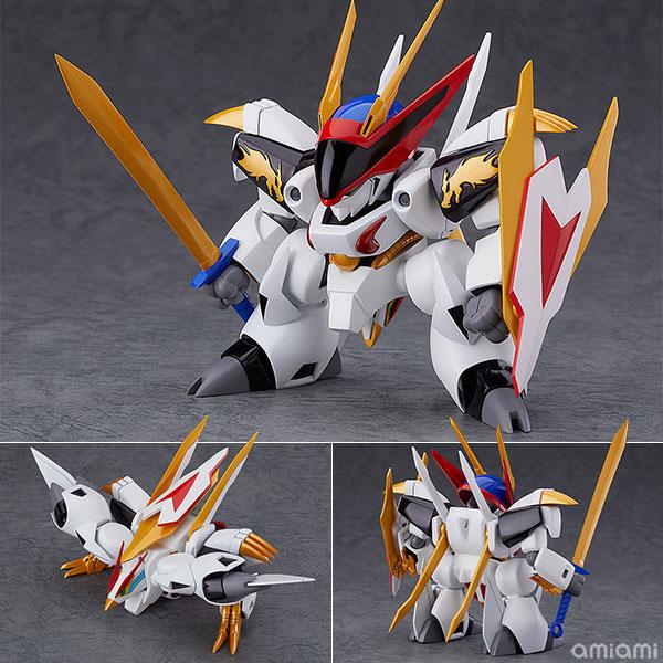PLAMAX MS-05 魔神英雄伝ワタル 龍王丸 プラモデル[マックスファクトリー]《08月予約》