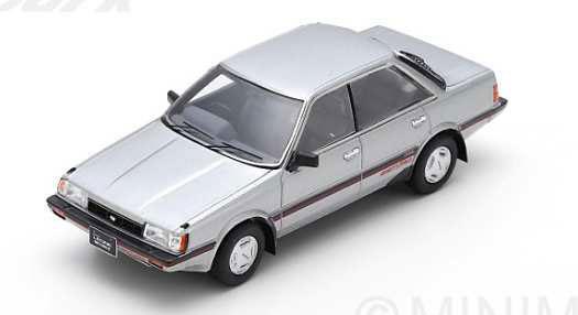 1/43 Subaru Leone 4WD Sedan 1984[スパーク]《04月仮予約》