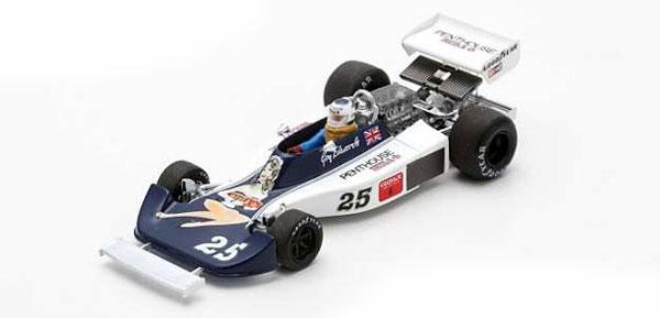 1/43 Hesketh 308D No.25 German GP 1976 Guy Edwards[スパーク]《04月仮予約》