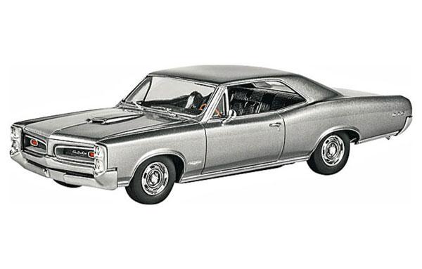 1/25 66 ポンティアック GTO プラモデル[アメリカレベル]《在庫切れ》