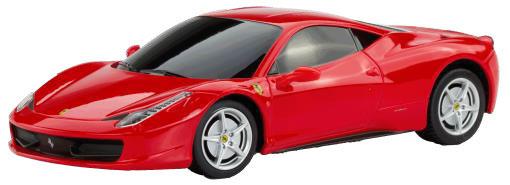 1/24 SCALE CAR Ferrari 458 Itaria (レッド)[京商]《在庫切れ》