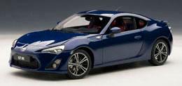 1/18 ベストプライスシリーズ トヨタ GT86 (欧州仕様/左H) (ブルー)[オートアート]《在庫切れ》