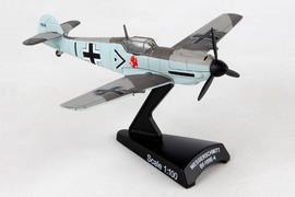 1/87 Bf 109 ドイツ空軍 アドルフ ガーランド[ポステージスタンプ]《在庫切れ》